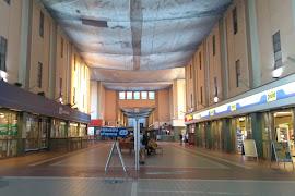 Железнодорожная станция  Hradec Kralove Hlavni Nadrazi