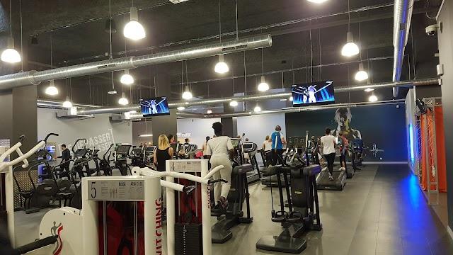 Fitness Park Saint Quentin en Yvelines