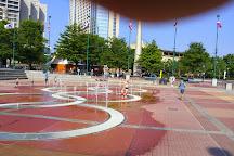 Fountain of Rings, Atlanta, United States