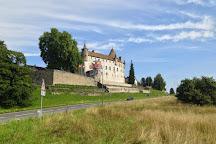 Chateau d'Oron, Oron-le-Chatel, Switzerland