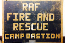 Museum of RAF Firefighting, Lincoln, United Kingdom