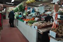 Mercato Rionale Di Via Quirra, Cagliari, Italy