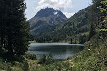 Lago del Cavloc, Bregaglia, Switzerland