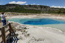 Sapphire Pool, Yellowstone National Park, United States