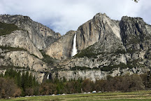 Yosemite Falls, Yosemite National Park, United States
