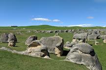 Elephant Rocks, Duntroon, New Zealand