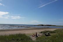 Langasand Strand, Falkenberg, Sweden