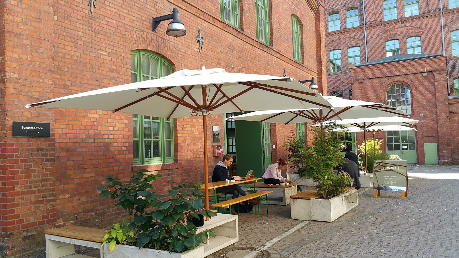 Bonanza Coffee Roasters: A Work-Friendly Place in Berlin