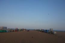 Besant Nagar Beach, Chennai, India