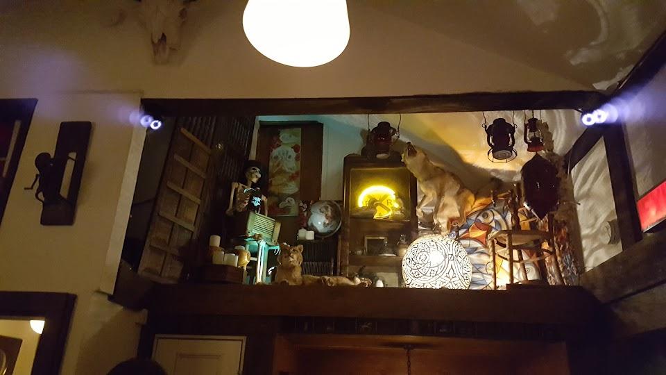 Station Bar & Curio