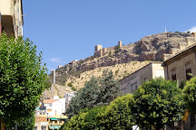 Castillo de Santa Catalina, Jaen, Spain