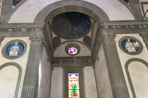 Pazzi Chapel, Florence, Italy