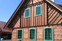 Podorlicky open-air museum Krnovice, Trebechovice pod Orebem, Czech Republic