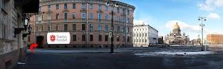 Swiss, набережная реки Мойки на фото Санкт-Петербурга