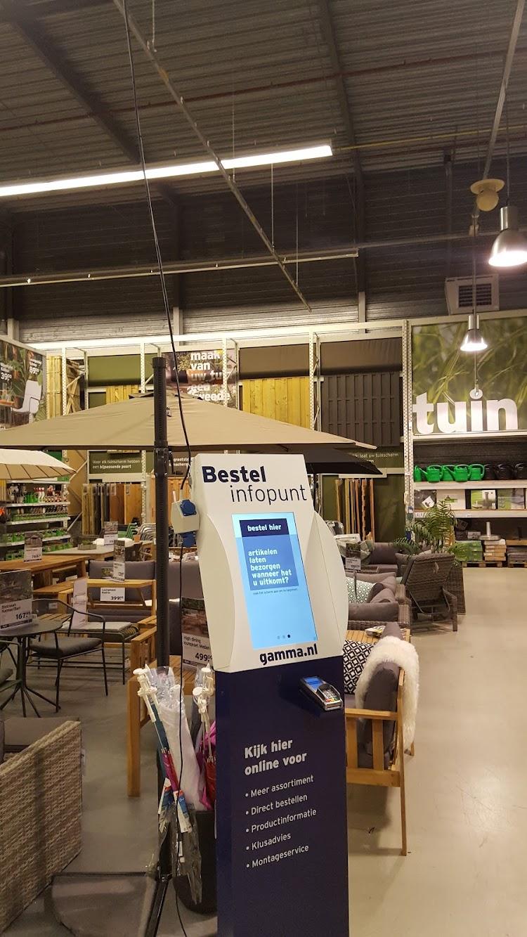 GAMMA bouwmarkt Blijdorp, Rotterdam Rotterdam