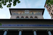 Basilica Di Santa Croce a Via Flaminia, Rome, Italy