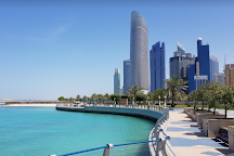Corniche Beach, Abu Dhabi, United Arab Emirates