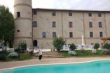 Castello di Baccaresca, Gubbio, Italy