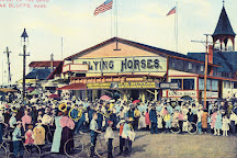 Flying Horses Carousel, Oak Bluffs, United States