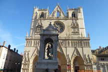 Cathedral Saint Jean Baptiste, Lyon, France