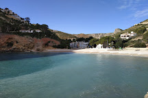 Playa La Granadella, Javea, Spain