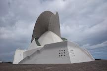 Tenerife Auditorium (Auditorio de Tenerife), Santa Cruz de Tenerife, Spain