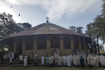 Kuskuam Church, Gonder, Ethiopia