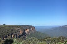 The National Pass, Blue Mountains National Park, Australia
