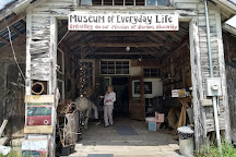 Museum of Everyday Life, Glover, United States