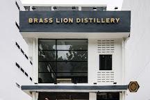 Brass Lion Distillery, Singapore, Singapore