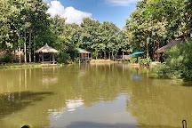 Pai Piranha Fishing Park, Pai, Thailand