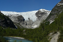 Bergsetbreen, Jostedal, Norway