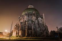 Église du Sacré-Coeur de Cointe, Liege, Belgium