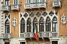 Palazzo Balbi, Venice, Italy