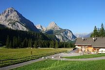 Ehrwalder Almbahn, Ehrwald, Austria