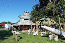 UFO Welcome Center, Bowman, United States