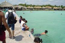 Lake Bacalar, Bacalar, Mexico
