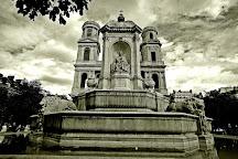 Eglise Saint-Sulpice, Paris, France