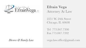 The Law Office of Efrain Vega PC
