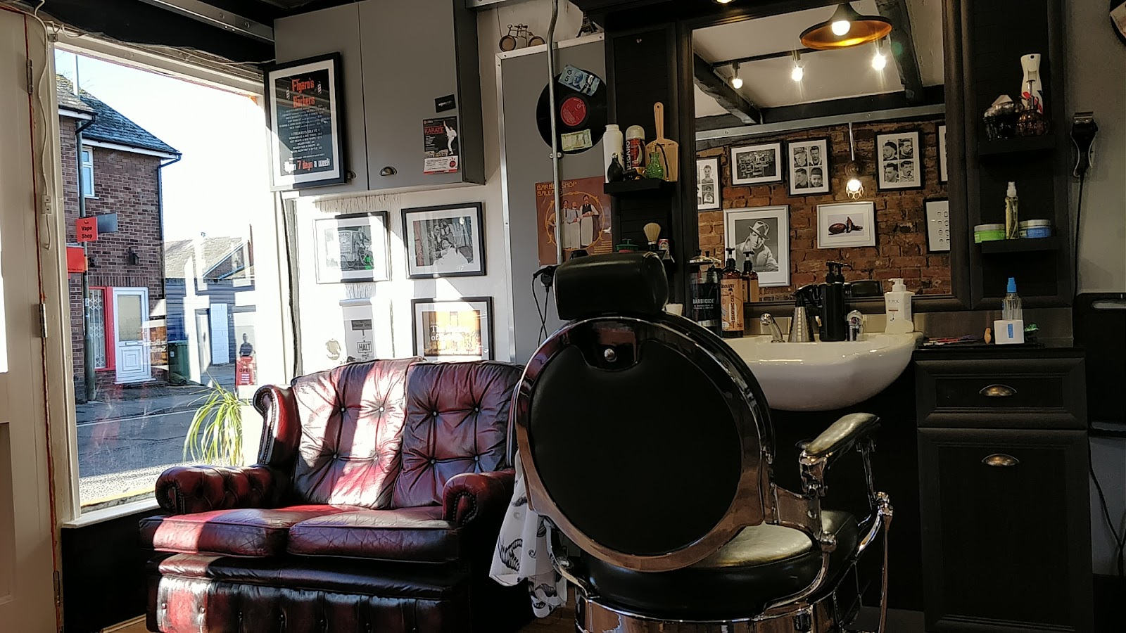 Figaro's Barber