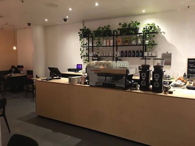 Ten Square Cafe