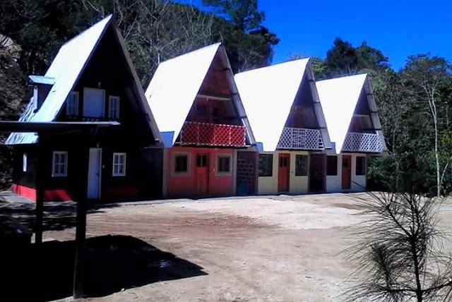Cabañas Cinco Lagos
