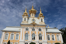 Grand Peterhof Palace, Peterhof, Russia