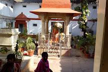 Hindola Mahal, Mandu, India