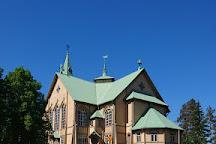 Heinaveden kirkko, Heinavesi, Finland