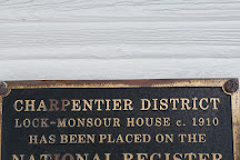 Charpentier Historic District, Lake Charles, United States