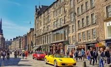 Edinburgh Central Travelodge Car Park - Edinburgh | APCOA