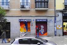 La Vida Tiene Sentidos, Madrid, Spain