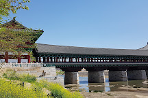 Woljeonggyo Bridge, Gyeongju, South Korea