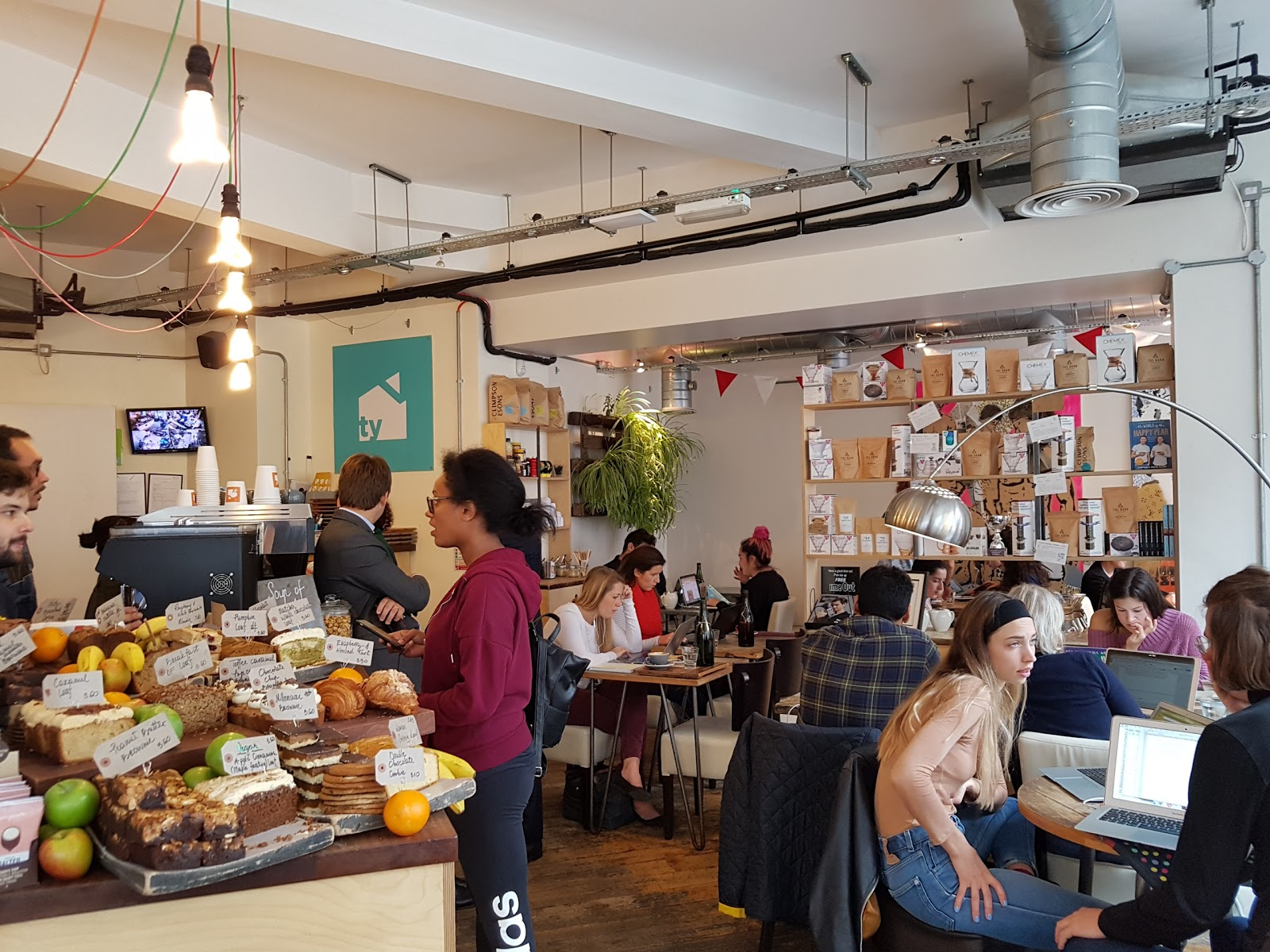 TY Seven Dials: A Work-Friendly Place in London